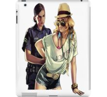 GTA police  iPad Case/Skin