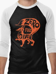 Zero Fox Given Men's Baseball ¾ T-Shirt