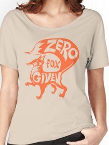 Zero Fox Given Women's Relaxed Fit T-Shirt