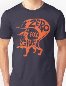 Zero Fox Given Unisex T-Shirt