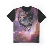 General Mittens - Space Graphic T-Shirt