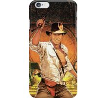 Raiders of The Lost Ark Movie iPhone Case/Skin