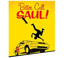 Trouble, Better Call Saul Photographic Print