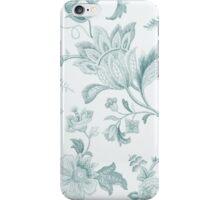 flower print iPhone Case/Skin
