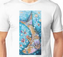 Rippled fish Unisex T-Shirt