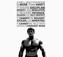Arnold Motivation Unisex T-Shirt