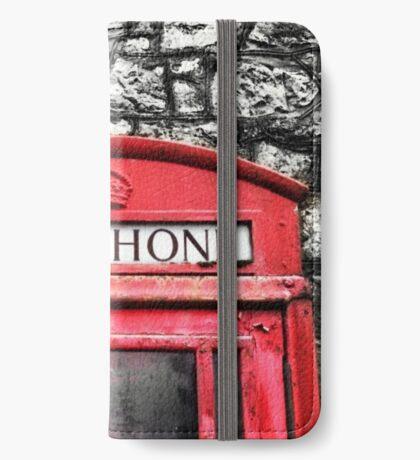 Telephone Box iPhone Wallet/Case/Skin