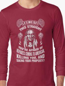 Native American Long Sleeve T-Shirt