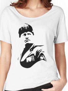 An Italian Politician Women's Relaxed Fit T-Shirt