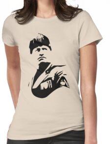 An Italian Politician Womens Fitted T-Shirt