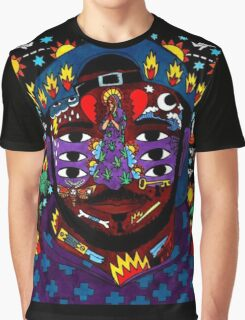KAYTRANADA - 99.9% Graphic T-Shirt