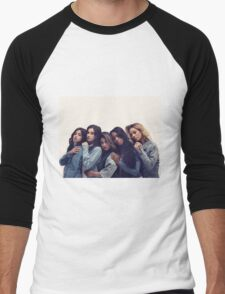 5H GROUP LOVE. Men's Baseball ¾ T-Shirt