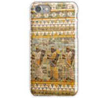 Warriors of Babylon iPhone Case/Skin