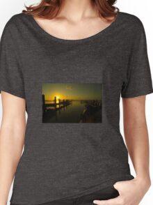 Golden Key  Women's Relaxed Fit T-Shirt