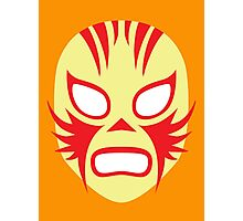 Mexican Wrestling Mask, Luchador Photographic Print