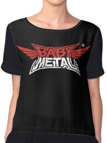 babymetal shirt Chiffon Top