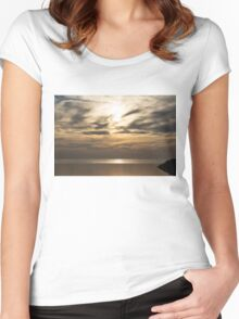 Early Flight Women's Fitted Scoop T-Shirt