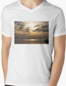 Early Flight Mens V-Neck T-Shirt