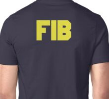 Federal Investigation Bureau Unisex T-Shirt