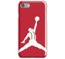 Steve Urkel Jumpman Logo Spoof 6 iPhone Case/Skin