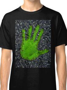 Carbon handprint Classic T-Shirt