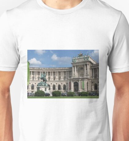 Vienna - National Library Unisex T-Shirt