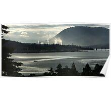 Derwent River, Hobart 1 Poster