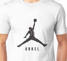 Steve Urkel Jumpman Logo Spoof 7 Unisex T-Shirt