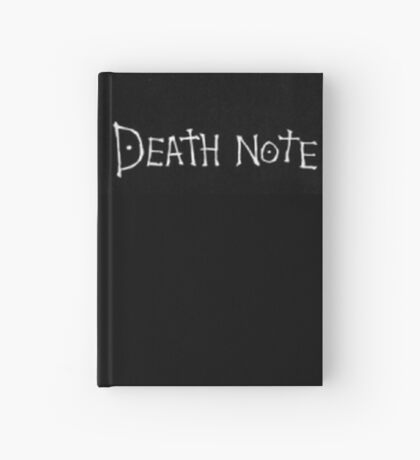 True Death Note Hardcover Journal