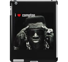 Tim Loves Compton 4eva iPad Case/Skin