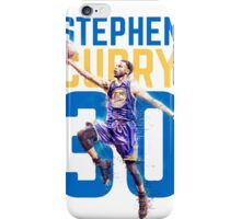 Curry 30 iPhone Case/Skin