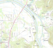 USGS TOPO Map Alabama AL Farley 20110921 TM Sticker