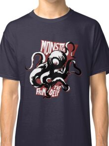 Monster from the Deep Classic T-Shirt