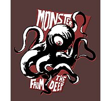 Monster from the Deep Photographic Print
