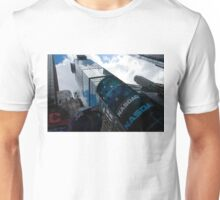 Neon Lights and Ads - Times Square, Manhattan, New York City, USA Unisex T-Shirt