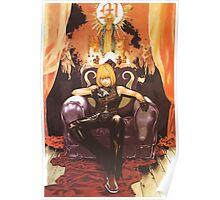 Death Note Mello Poster