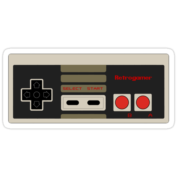 Retrogamer by Riott Designs