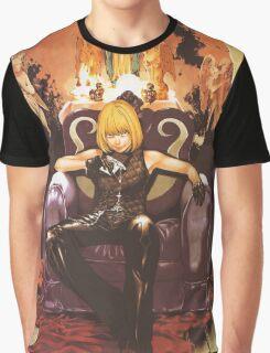 Death Note Mello Graphic T-Shirt