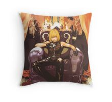 Death Note Mello Throw Pillow