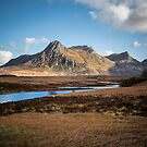 Highland Mountains by Dave Hare