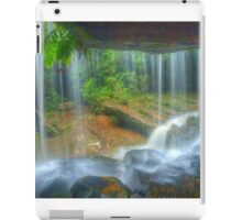 Somersby Falls .. Behind the Veil .. HDR iPad Case/Skin