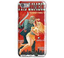 ASTRO ZOMBIES B MOVIE iPhone Case/Skin