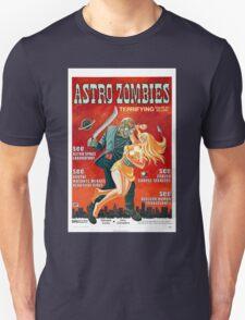 ASTRO ZOMBIES B MOVIE Unisex T-Shirt