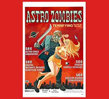 ASTRO ZOMBIES B MOVIE Unisex T-Shirt