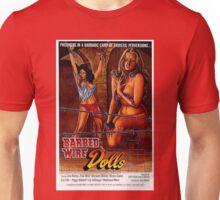 BARBED WIRE DOLLS B MOVIE Unisex T-Shirt