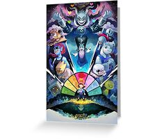 Awesome Undertale Art Greeting Card