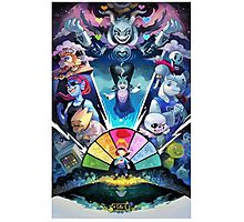 Awesome Undertale Art Photographic Print