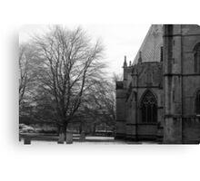 Southwell Minster Nottingham England 2 Canvas Print