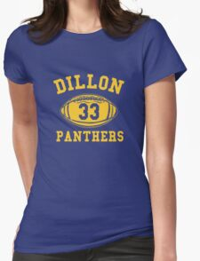 Dillon Panthers Team Womens Fitted T-Shirt