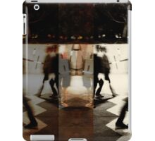 Where do we come from and where do we go? iPad Case/Skin
